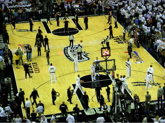 San Antonio Spurs Suites